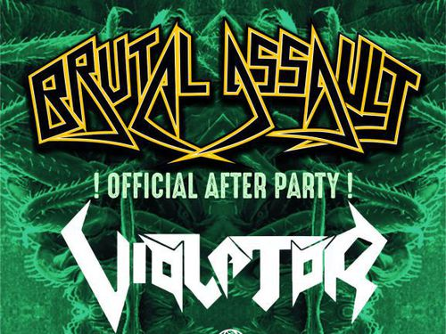 VIOLATOR (Brutal Assault official after party)