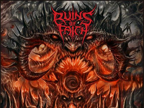RUINS OF FAITH ‎– Dark Evil Illusory Substance