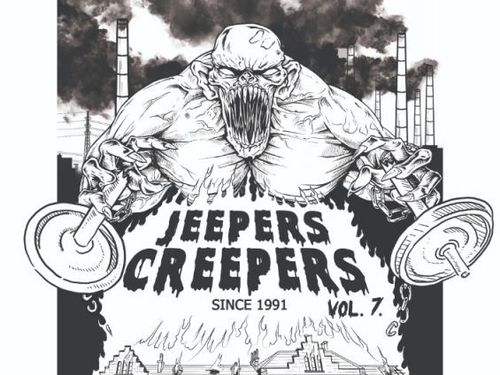 JEEPERS CREEPERS BOHUMÍN VOL. 7 - info