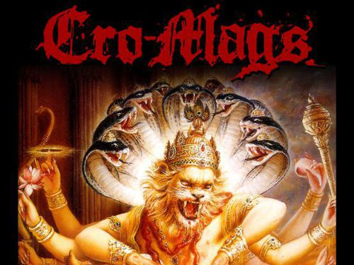CRO-MAGS, RED DEATH - info