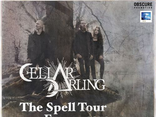 CELLAR DARLING, FOREVER STILL - info