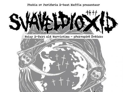 SVAVELDIOXID (Swe) + EARTH CRUST DISPLACEMENT (Ger) + SZRAMA (Ger) - info