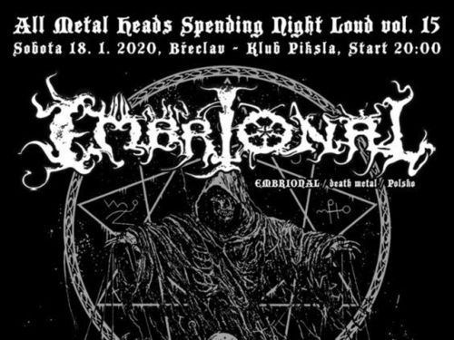 All Metal Heads Spending Night Loud vol. 15 – info