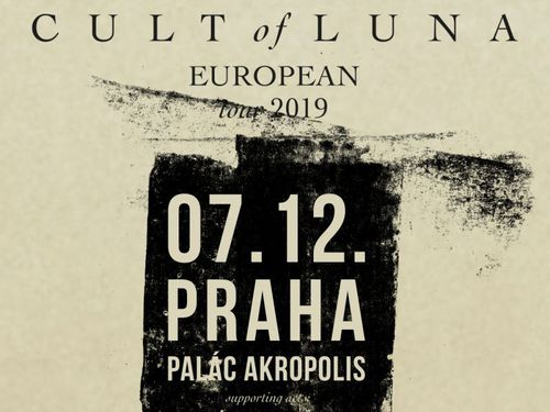 CULT OF LUNA, BRUTUS, A.A. WILLIAMS - info