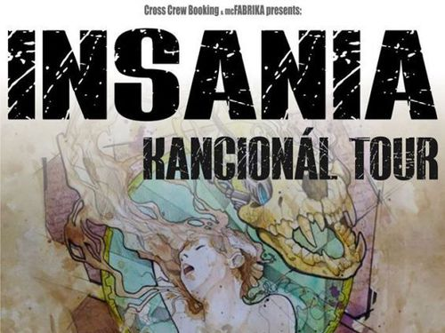 INSANIA, MINORITY SOUND