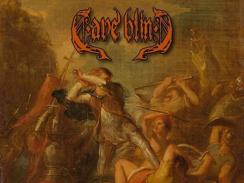 CAVE BLIND – The Golden Axe