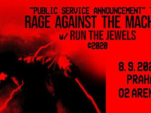 RAGE AGAINST THE MACHINE - info