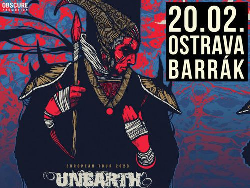 PRONG / UNEARTH / DUST BOLT / SINARO - info