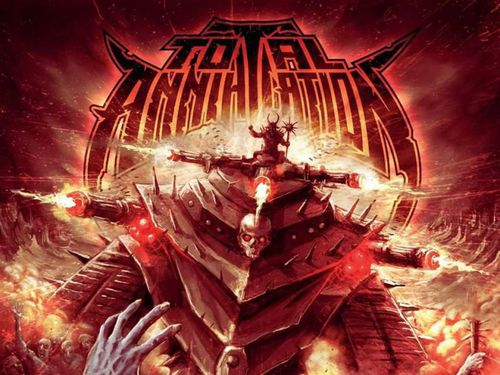 TOTAL ANNIHILATION – ...on Chains of Doom