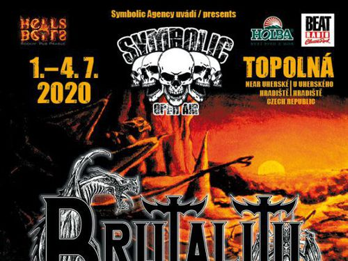 SYMBOLIC Open Air 2020 - info