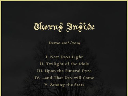 THORNS INSIDE – Demo 2018/2019