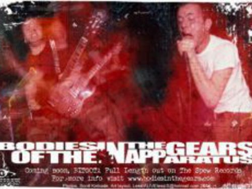 BODIES IN THE GEARS OF THE APPARATUS - promo 2003 Bitgota