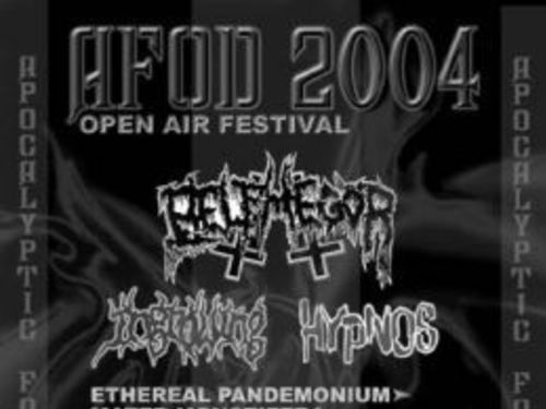 APOCALYPTIC FORM OF DEATH - OPEN AIR FESTIVAL 2004