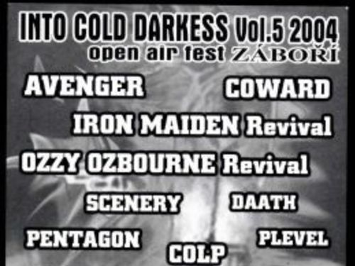 INTO COLD DARKNESS FEST Vol. 5
