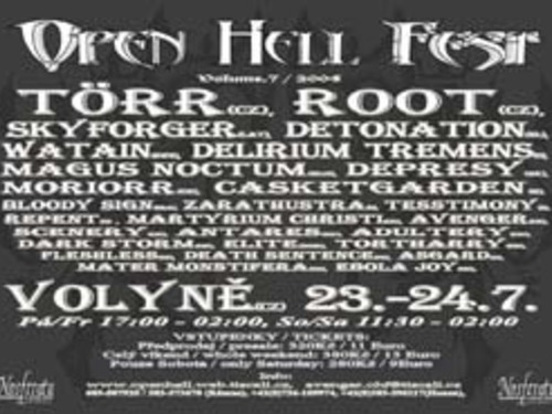 OPEN HELL FEST vol. 7