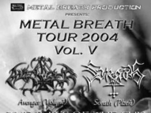 METAL BREATH TOUR 2004 - VOL. 5 - info