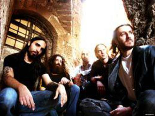 Orphaned Land and their flood...